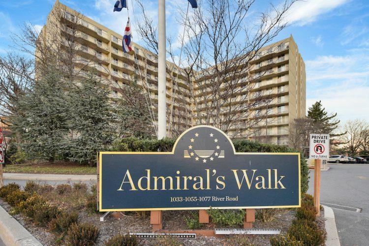Admirals Walk 1077 River Rd 504 Edgewater NJ