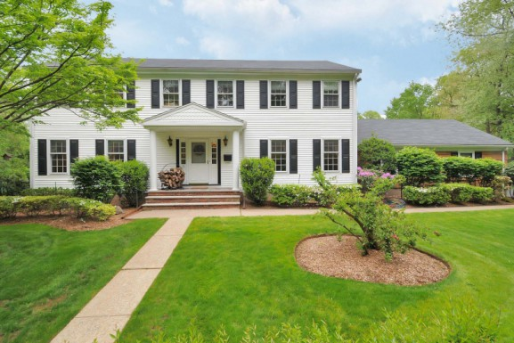 SOLD in Just 11 Days! 35 Grant Street Haworth NJ 07641 $879,000